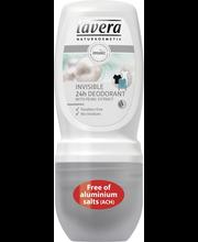Lavera roll-on deodorant invisible 50ml.