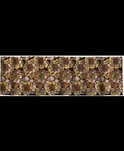 Ülakardin Doris 50 x 250 cm, oranzh