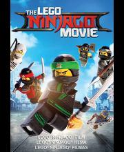 Dvd Lego Ninjago film