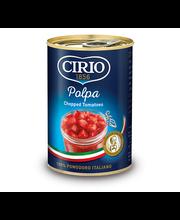 Purustatud tomatid tomatimahlas 400 g