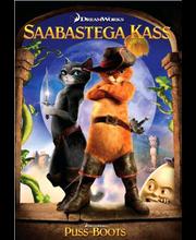 DVD SAABASTEGA KASS / PUSS IN