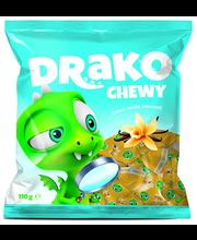 Kalev Draakon koore- ja vanillimaitselised närimiskompvekid 110 g