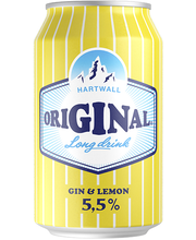 Hartwall Original LD Lemon, 330 ml