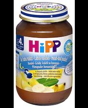 Hipp head ööd teraviljapuder banaaniga 190g, öko, alates 4-el...