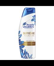 Shampoon h&s moisture 270ml