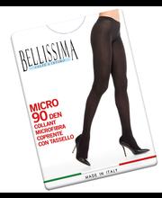 Naiste sukkpüksid Micro 90 den, nero, 5