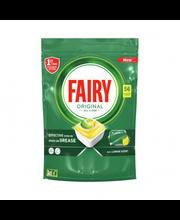 Nõudepesumasina kapslid FAIRY All in One Lemon 56tk