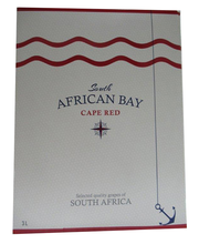 South African Bay Cape Red, 3 L