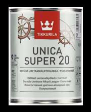 Puidulakk UNICA SUPER 20 0,9 l poolmatt