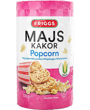 Maisigaletid popkornimaitsega, 125 g