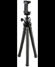 Statiiv nutitelefonidele, GoPro- ja digikaameratele Hama Flex...