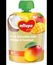 Milupa puuviljasmuuti mango ja kookospiimaga 80 g, alates 6-e...