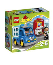 LEGO Duplo Politseipatrull 10809