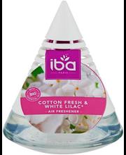 IBA Cotton Fresh White Lilac õhuvärskendaja 75 ml