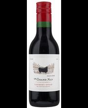 Le Grand Noir Cabernet Syrah vein, 187 ml