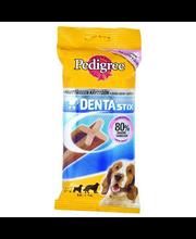 Närimispulgad Dentastix keskmise suurusega koerale 180 g