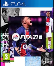 PS4 mäng FIFA 21