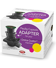 Cupsolo adapter Dolce Gusto kapselkohvimasinale