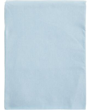 Voodilina Uni 150x260 sinine  100% puuvill
