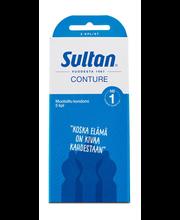 Kondoomid Sultan Conture 5 tk