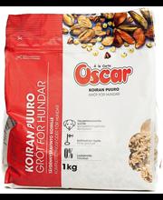 Oscar puder koertele, 1 kg