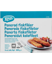 Paneeritud kalafilee, 600 g