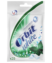 Orbit White Spearmint närimiskummid 35 g