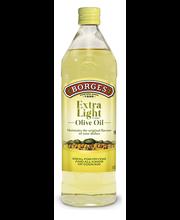Oliiviõli Extra Light Borges 1000 ml
