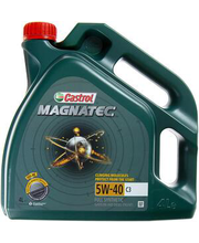 Mootoriõli Castrol Magnatec 5W-40 C3 4 l