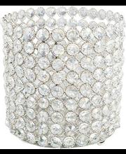 Küünlalatern Kristall, läbipaistev