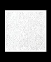 Salvrätik 25cm, valge