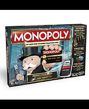 Lauamäng Monopoly Elektroonilise pangaga (EST,LT)