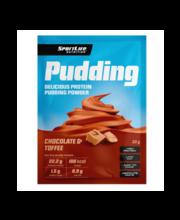 Sportlife shokolaadi-toffee pudingupulber, 30 g