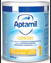 Aptamil Comfort 1 piimasegu 400 g, alates sünnist