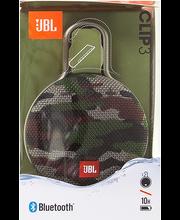 Kõlar JBL Clip 3 Portable Bluetooth, Midnight Black