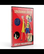 DVD Lepatriinude jõulud
