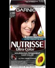 Juuksevärv Nutrisse Ultra Color 2.60 Dark Cherry