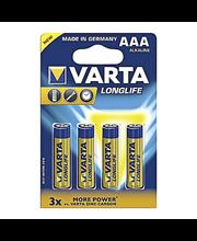 Patareid AAA/LR03, 4 tk