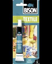 Tekstiililiim Textile 25ml Bison