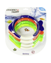 Sukeldumisrõngad Bestway Hydro-Swim