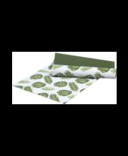 Linik jungle roheline 33x120 cm, 100% puuvill