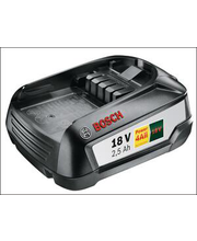 Bosch aku, 18 V, 2,5 Ah