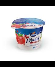 Jogurtimaius maasikatega