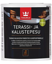 Puhastusvahend Terassi- ja Kalustepesu 0,5 l