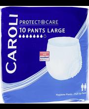 Caroli Large inkontinents hügieeniside 10 tk