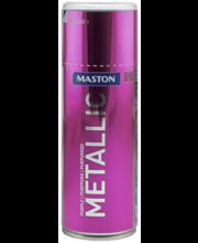 Akrüülvärv Metallic Spray 400ml purppuranpunane
