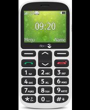 Mobiiltelefon Doro 1362, valge