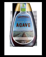 Jakobsens orgaaniline agaavisiirup tume, 350 g