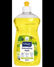 Mayeri Citrus Olive nõudepesuvahend 500 ml, öko