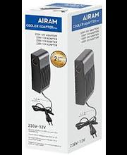230 V / 12 V võrgutoiteadapter Airam
